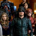 Hoje tem a festa da DC no crossover de suas séries!