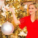 As árvores de Natal de 2017 das celebridades de Hollywood