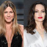 Jennifer Aniston e Angelina Jolie no mesmo palco?