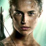 A Lara Croft totalmente diferente de Alicia Vikander