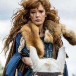 Tem série nova estilo Vikings estreando hoje na TV