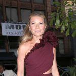 Hollywood celebrou o noivado de Gwyneth Paltrow