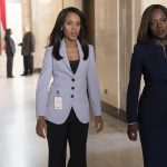Hoje tem o crossover de Scandal e How to get Away with Murder !