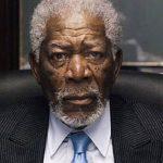 Até você, Morgan Freeman?