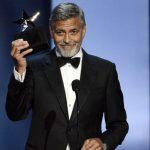 Toda a Hollywood estava na homenagem a George Clooney!