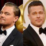 Saiu a 1ª foto de Brad Pitt e Leonardo DiCaprio no filme de Tarantino!