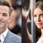 Que novo casal lindo! Chris Pine e Annabelle Wallis!
