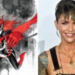 Surpresa: Ruby Rose será Batwoman na TV