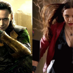 E essa história das séries da Marvel com alguns dos Vingadores?