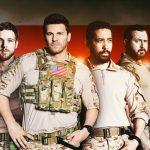 Hoje tem a estreia de SEAL Team, com David Boreanaz