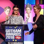 Os grandes vencedores do Prêmio Gotham!