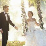 Emily VanCamp e Josh Bowman casaram. Agora, de verdade!