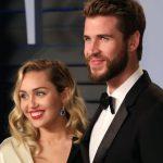 Miley Cyrus e Liam Hemsworth são os novos casados de dezembro