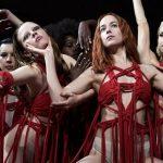 A dança misteriosa de Suspiria