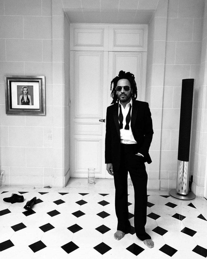 Lenny Kravitz -Foto Instagram