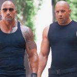 "Fim de ""briga"" entre Dwayne Johnson e Vin Diesel"