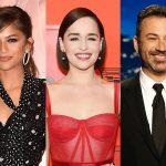 Todos os astros que estarão na festa do Emmy 2019