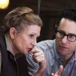 A história muito especial de J.J. Abrams com Carrie Fisher