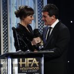 Os momentos mais incríveis do Hollywood Film Awards
