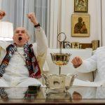 A genialidade e os probleminhas de Dois Papas
