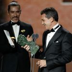 Antonio Banderas vence o Goya com Dor e Glória