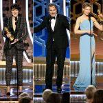 Os momentos de destaque da festa do Globo de Ouro 2020