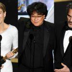 Parasita, Joaquin, Renée e o momentos mais incríveis do Oscar 2020