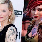Confirmado: Cate Blanchett vai estrelar Borderlands