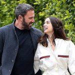 A história do romance de Ben Affleck e Ana de Armas