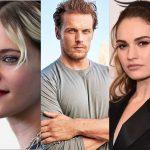 Novidades de Kristen Stewart, Sam Heughan e Lily James