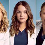 Trio de atores de Grey's Anatomy renova contrato por três anos