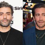Jake Gyllenhaal e Oscar Isaac no filme sobre O Poderoso Chefão