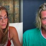 Brad e Jennifer Aniston juntos – de novo