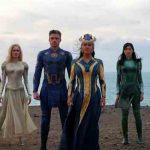 Saiu o teaser trailer de Eternos, da Marvel!