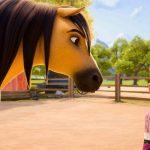 A volta do cavalo Spirit para o cinema