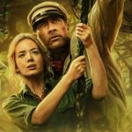 Dwayne Johnson e Emily Blunt valem o ingresso de Jungle Cruise